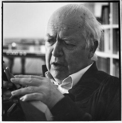 Friedrich Duerrenmatt, Fotografin Ingrid von Kruse