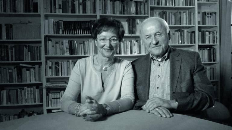 Michael und Elisabeth Buback