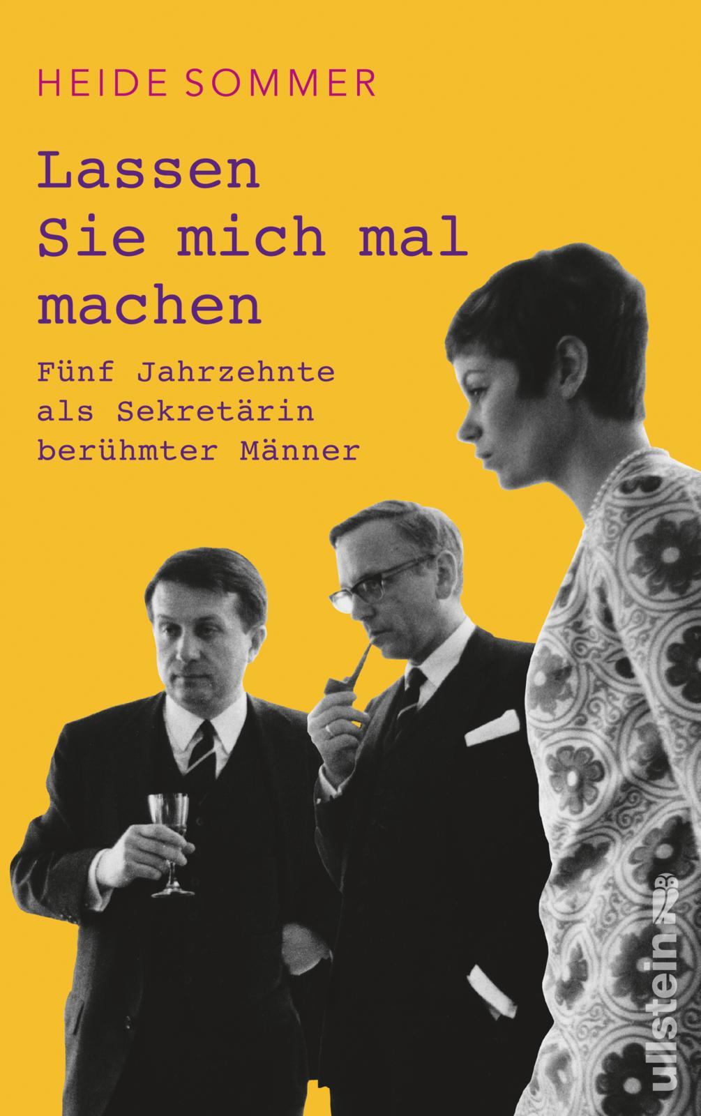 """Heide Sommer liest aus ihrem Buch """"Lassen Sie mich mal machen"""""""
