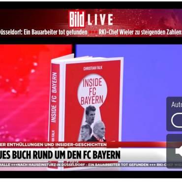 """Durchgestartet – """"Inside FC Bayern"""" von Christian Falk"""