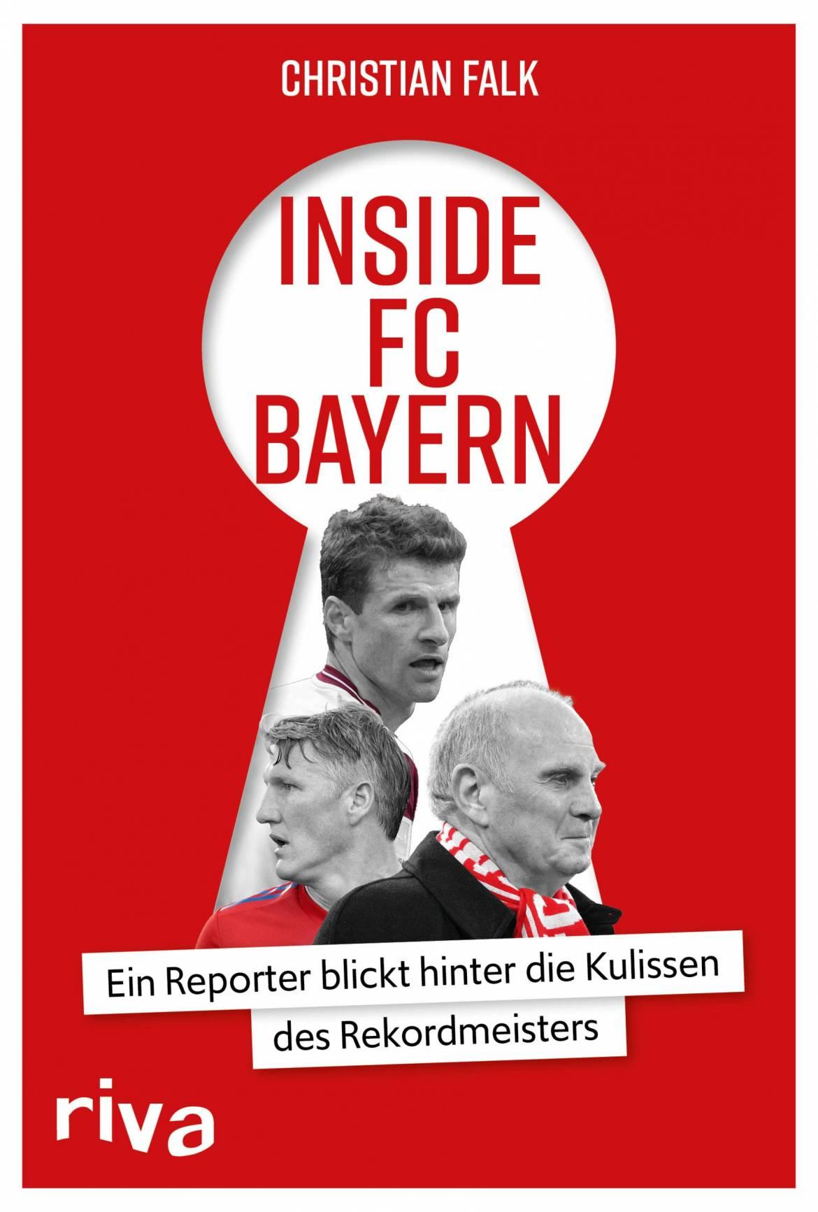 """Inside FC Bayern"" – Christian Falk im Interview"